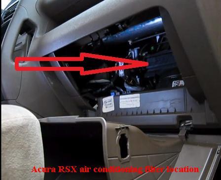 09 honda fit fuel filter location acura rsx cabin air filter location filterlocation com 2008 honda fit fuel filter location #1