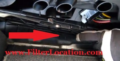 Audi A3 cabin air filter location and replacement