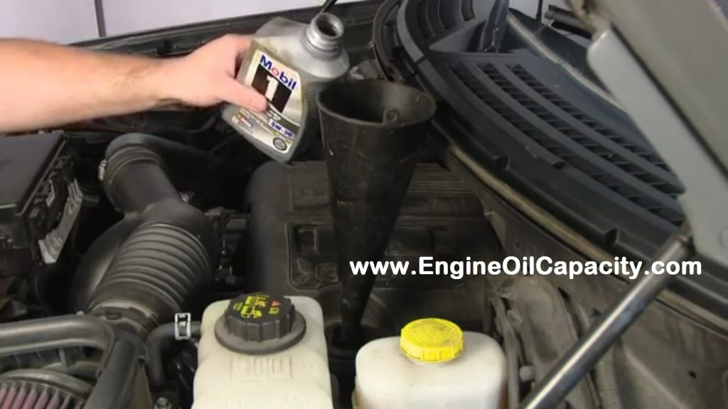 2006 ford f150 ac oil capacity