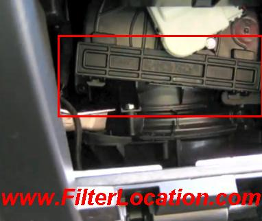 Lincoln MKT  find and replace cabin air filter
