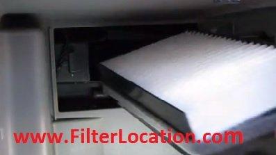 Oldsmobile Silhouette new filter