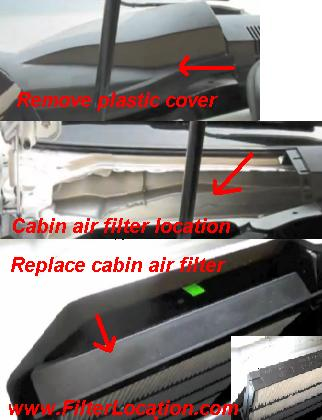 Chevrolet camaro cabin air filter location for 2003 chevy express cabin air filter
