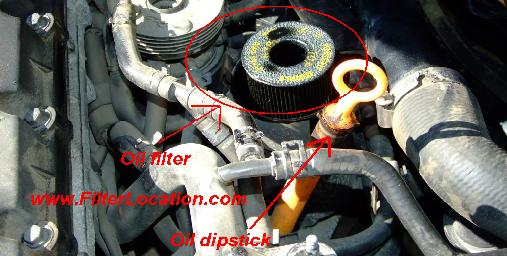 How to change VW Passat engine oil filter
