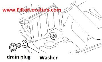 How to replace Honda Accord engine oil