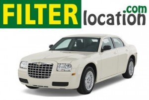 Chrysler Cabin Air Filter Location X