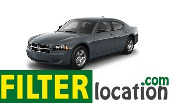 Dodge Charger cabin air filter location