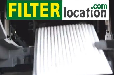 Ford Edge Cabin Air Filter Location