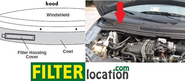 Ford Freestar Cabin Air Filter Locationrhfilterlocation: 2005 F250 Oil Filter Location At Elf-jo.com