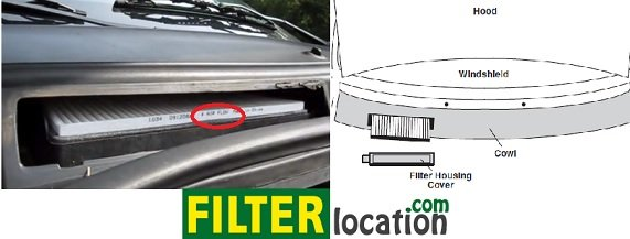 ford freestar cabin air filter location 2005 ford focus fuel filter location