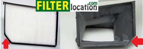 Replace Lincoln LS cabin air filter
