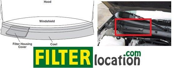Buick Lucerne Cabin Air Filter Locationrhfilterlocation: 2006 Buick Lacrosse Fuel Filter Location At Gmaili.net
