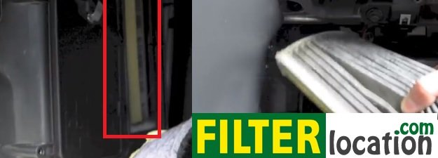 Replace Volvo XC90 ac filter