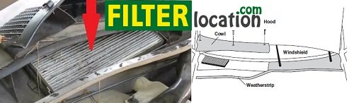 Replace Buick Allure cabin air filter