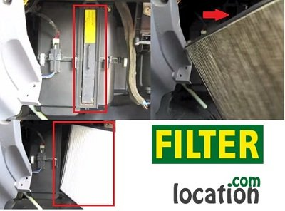 Change Hyundai Accent cabin air filter