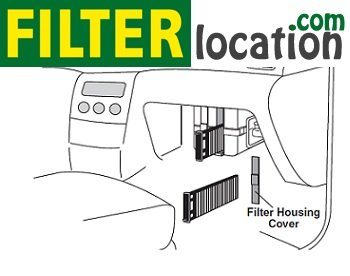 Change Hyundai Sonata cabin air filter 2005