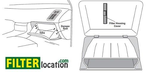 Locate Hyundai Sonata Cabin Air Filterrhfilterlocation: 2007 Hyundai Accent Cabin Air Filter Location At Gmaili.net