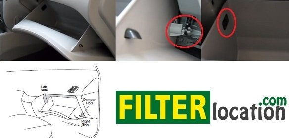 Locate Kia Optima Cabin Air Filterrhfilterlocation: Kia Optima Cabin Air Filter Location At Gmaili.net