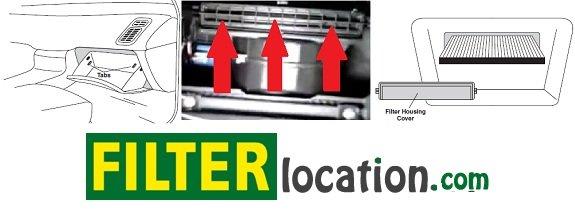 Locate Hyundai Accent Cabin Air Filterrhfilterlocation: Hyundai Elantra Cabin Air Filter Location At Gmaili.net