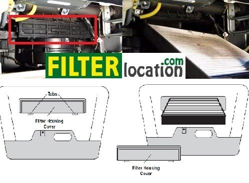 Change Hyundai Entourage cabin air filter