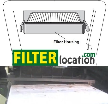 How to Change Honda Insight cabin air filter