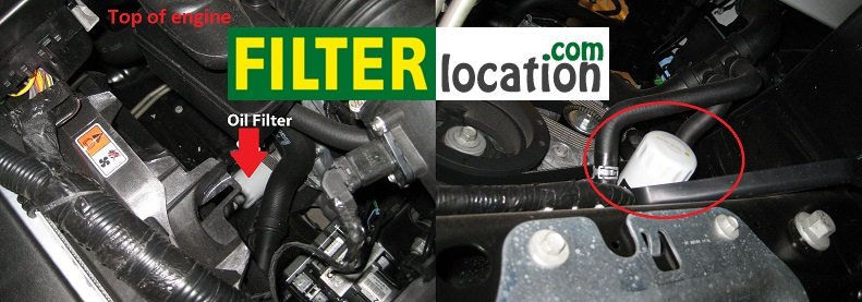 Change Ford F Oil Filter