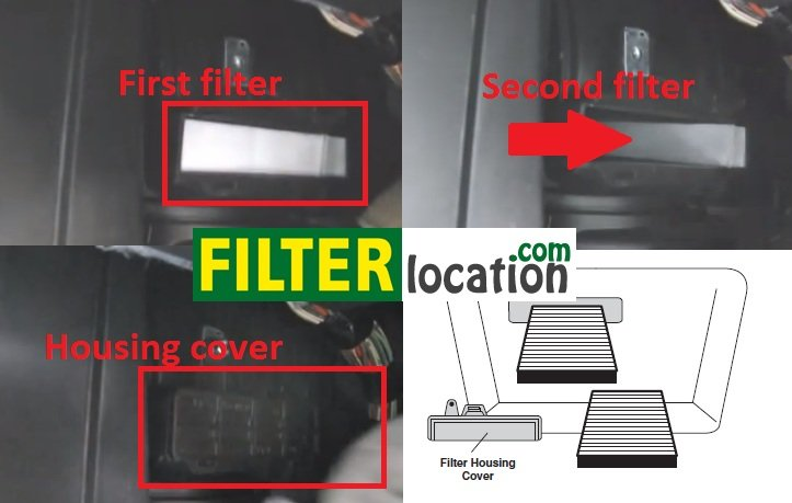 How to Replace Suzuqi Equator cabin air filter