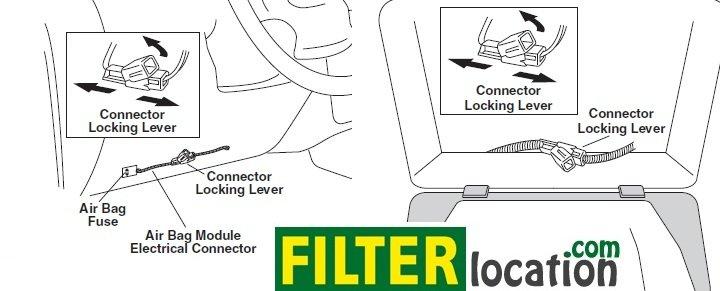 19942004 Suzuki Vitara Cabin Air Filter Locationrhfilterlocation: 2004 Suzuki Xl 7 Fuel Filter Location At Gmaili.net