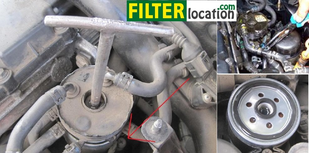How To Replace The Fuel Filter On A Volkswagen Passat B5rhfilterlocation: 2001 Jetta Fuel Filter Location At Oscargp.net