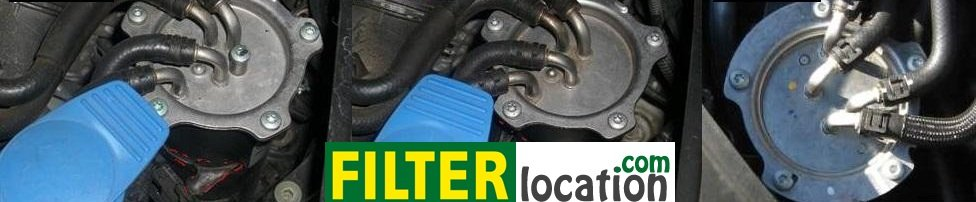 How to change the fuel filter on a Volkswagen Jetta?FilterLocation.com