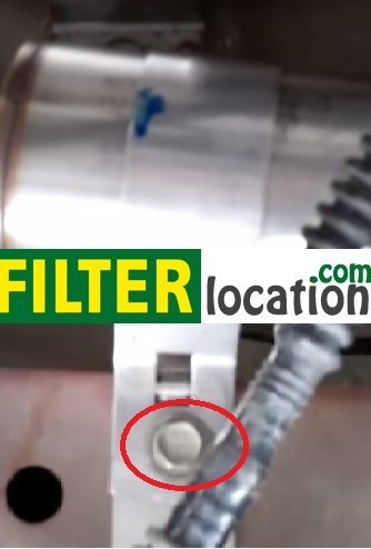 how to replace the fuel filter on a chevrolet cobalt chevy cobalt fuel filter location 08 chevy cobalt fuel filter location #3