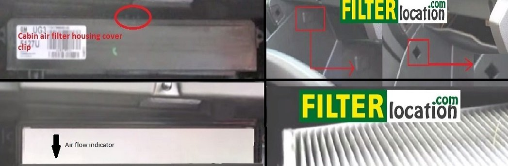 How To Change 2011 Buick Regal Cabin Air Filter