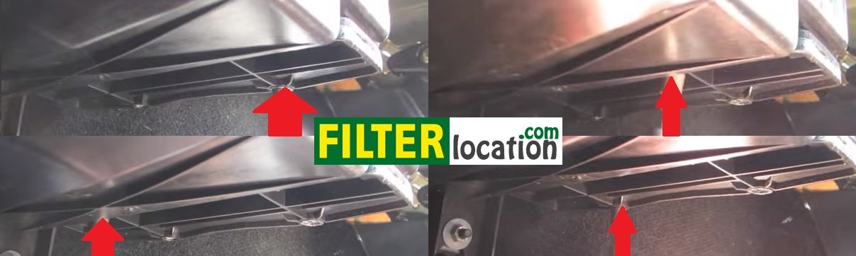 How to replace Land Rover Freelander cabin air filter