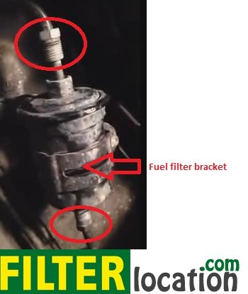 how to replace the fuel filter on a toyota 4runner from 1994 1997 4Runner Temp Sensor Location