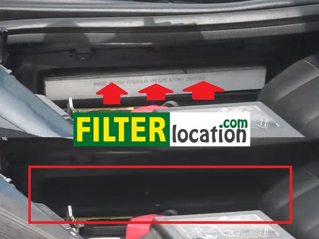 change cabin filter 1997 chevy tahoe