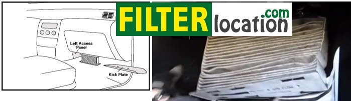 Change Volkswagen Passat cabin air filter
