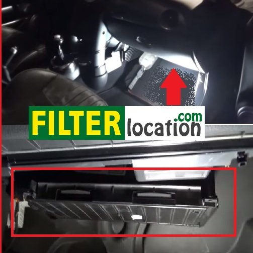 How to change the cabin air filter on a Mini Cooper from 2002-2006