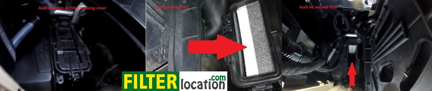 How To Change 2004 2005 2006 2007 2008 2009 And 2010 Audi S6 Rhfilterlocation: A6 Filter Location At Elf-jo.com