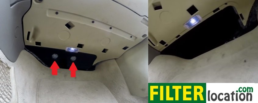 How To Change 2004 2005 2006 2007 2008 2009 And 2010 Audi S6 Rhfilterlocation: 2007 Audi S6 Oil Filter Location At Gmaili.net