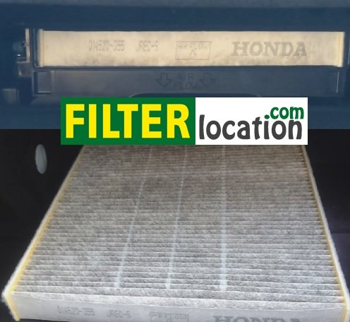 How to change 2014, 2015 and 2016 Acura TLX cabin air filter.