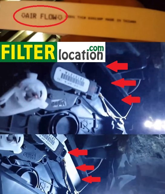 How to replace 2013-2015 Nissan Sentra cabin air filter