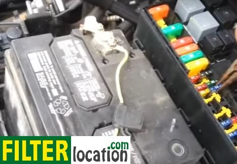 How to replace the fuel filter on Ford Focus 2000-2008FilterLocation.com