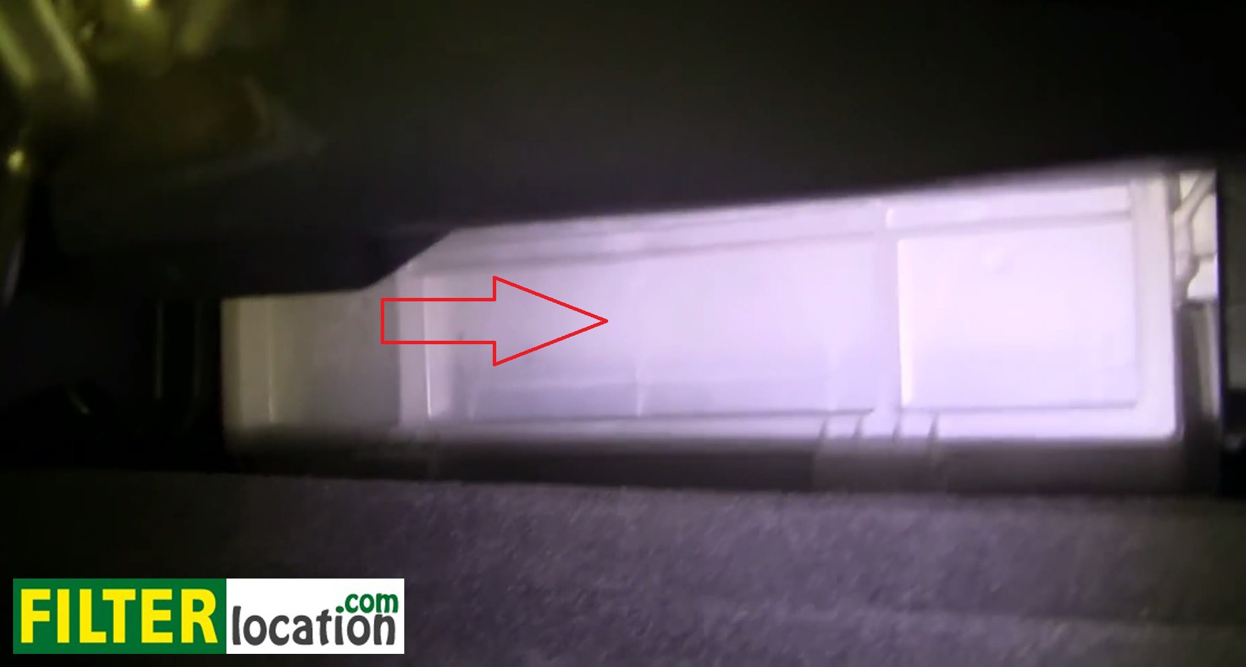 Cabin Air Filter Location On Nissan Murano