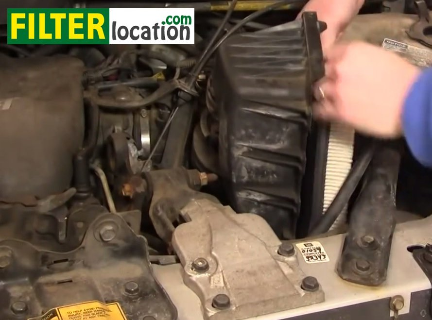 how to change the air filter on chevy venture 1997 2005 2003 Chevy Venture Fuel Filter Location