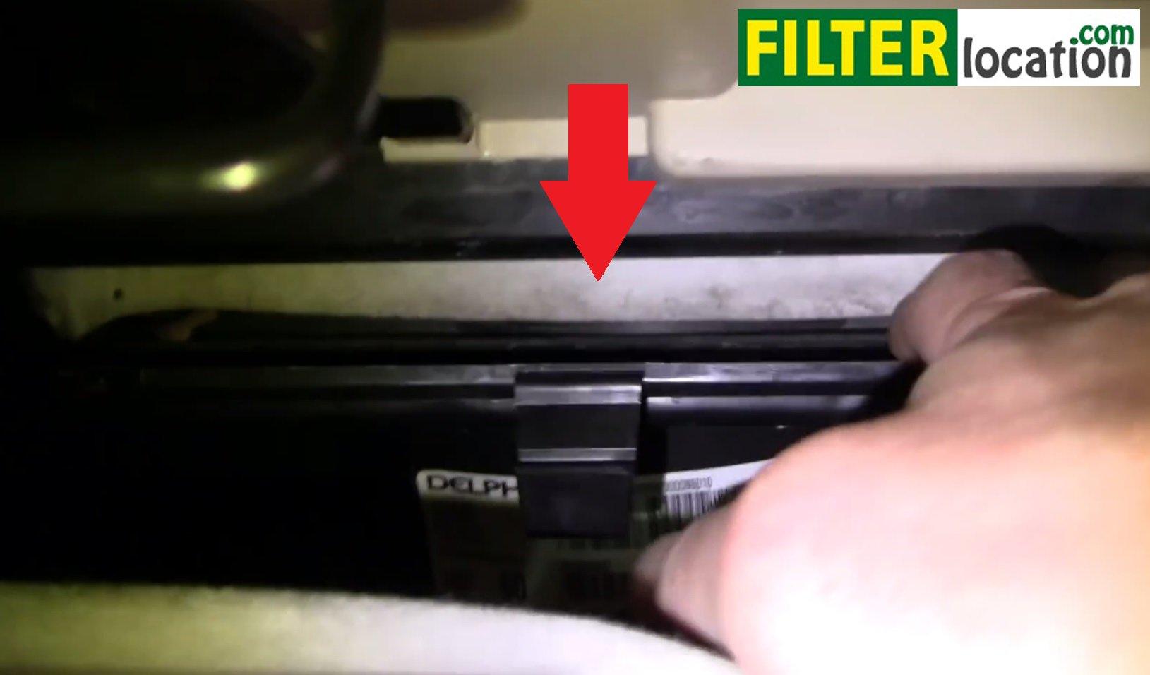 Blazer 2003 chevy trailblazer cabin air filter : DIY, change the cabin air filter on Chevy Cobalt 2005-2010