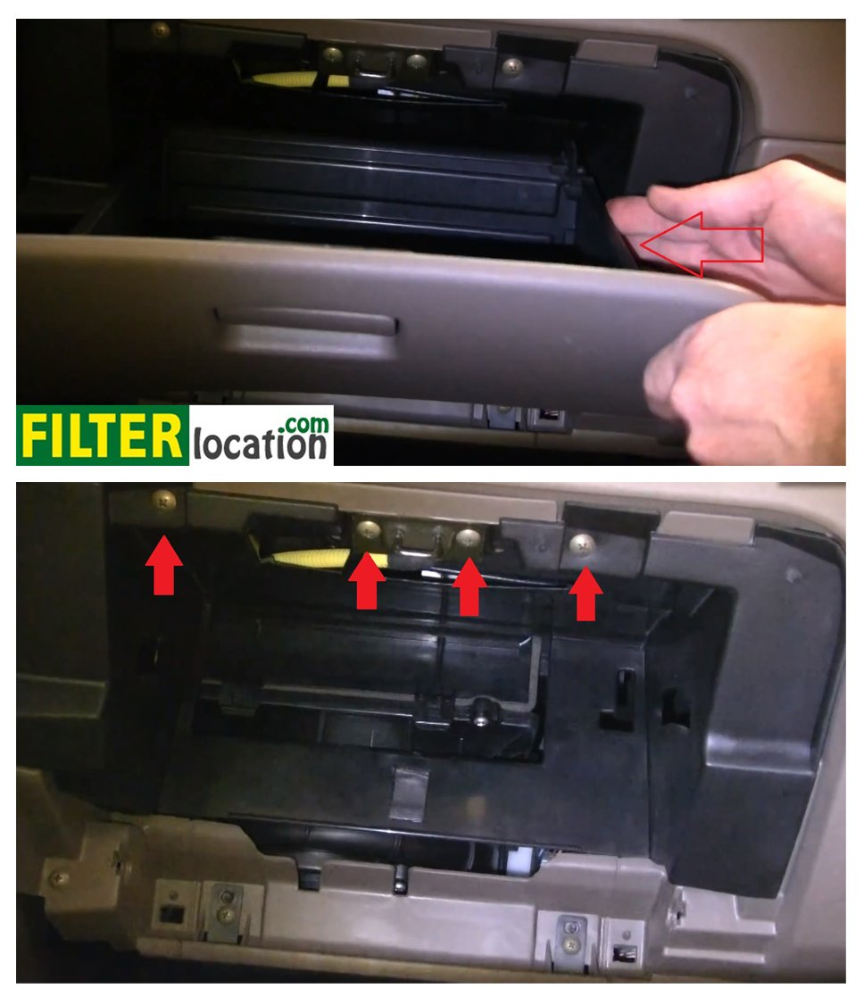 2006 Ferrari F430 Interior: Service Manual [How To Remove Glove Box In A 2006 Ferrari