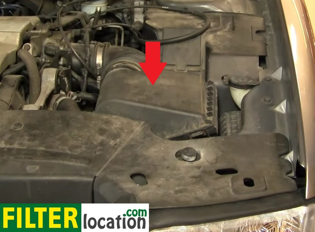 Service Manual How To Replace Air Filter In A 1999 Acura