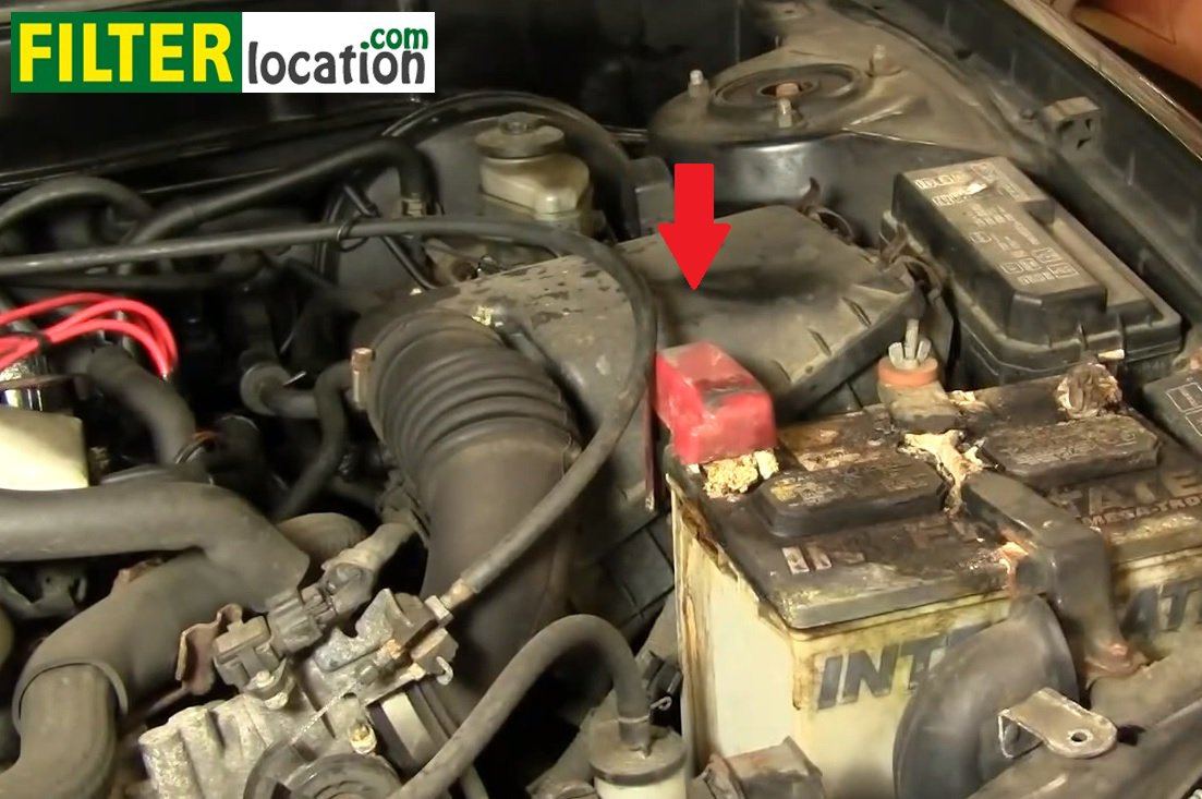 How To Service The Air Filter On Toyota Corolla 1998 2002