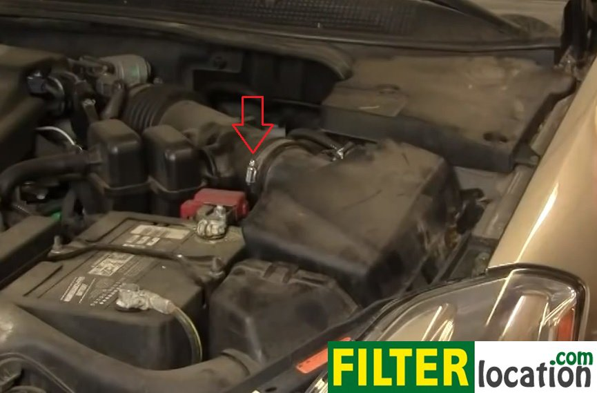 How To Change The Air Filter On Nissan Maxima 2004 2008